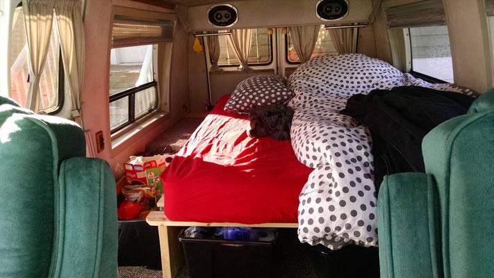 Das mobile Zuhause nach dem nötigen Frühjahrsputz