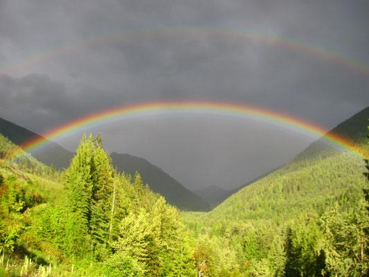 ... double rainbow!!!