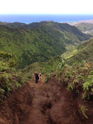Hike 2: WEITER WEITER
