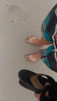 So müssen Füße aussehen!