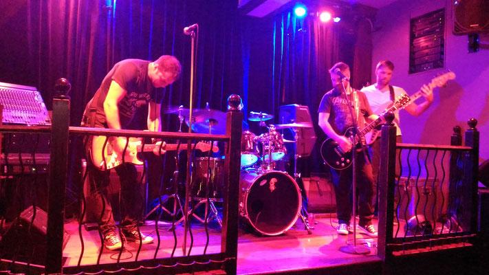 Sau gute Livemusik in Victoria