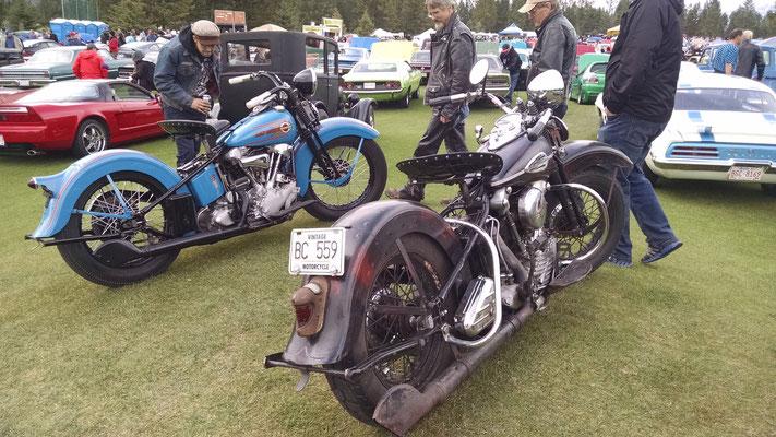 Alte Harleys