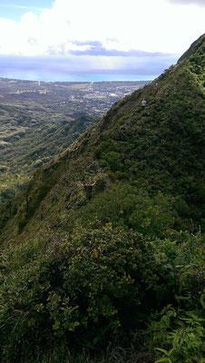 Hike 2: Auf dem Kamm entlang...