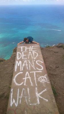 Hike 1: Dead mans catwalk