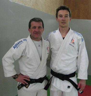 Arnaud DUDOUIT CN 1er DAN
