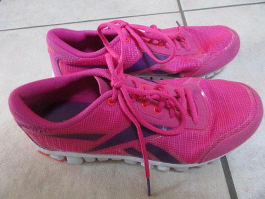 Turnschuhe Reebock pink, Grösse 37, Preis Fr. 25.--