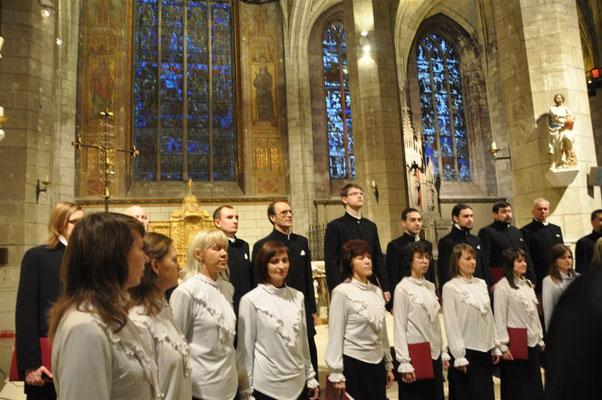 Concert Notre Dame de La Riche