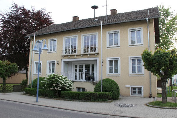 Ergenzinger Rathaus
