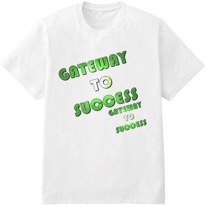 『登竜門』大会記念Tシャツ