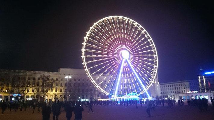 8 décembre grande roue
