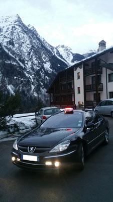 Taxi Lyon Pro 607 Mont-Blanc