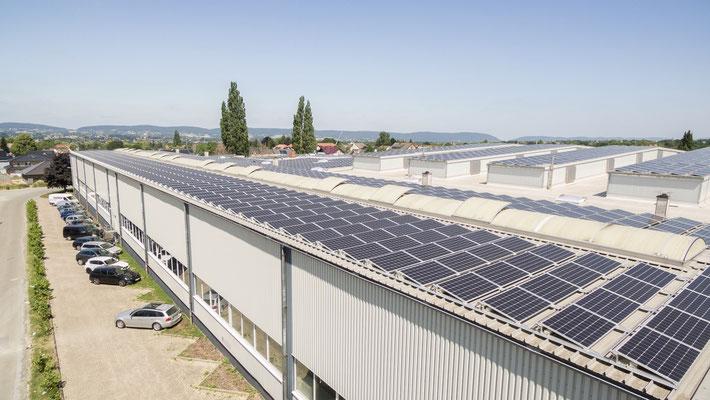 Luftbild Heat11 GmbH & Co. KG (Bielefeld)