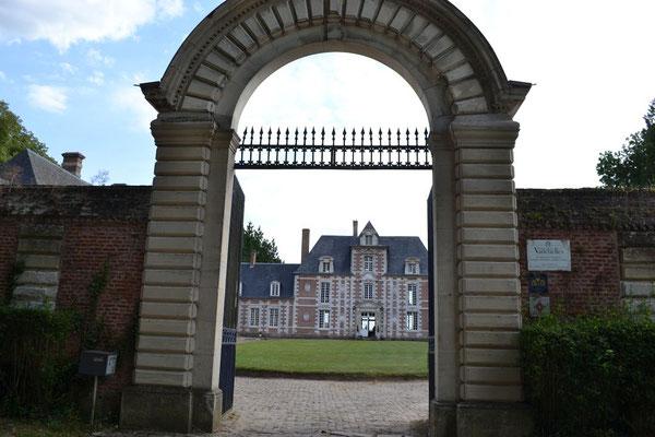 Unterkunft Chateau des Vauchelles, Normandie