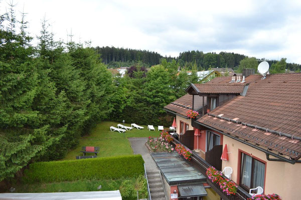 Motorradhotel Waldfrieden in Spiegelau