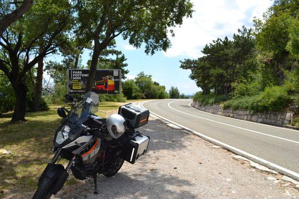 Ideales Motorradwetter