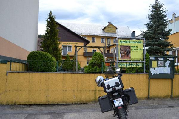 Übernachtung in Türnitz