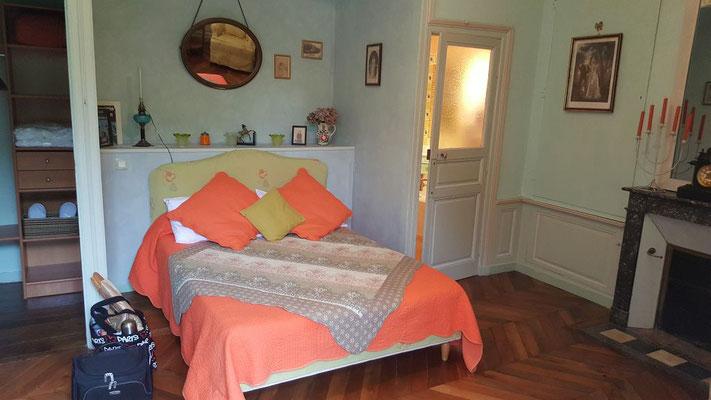 Zimmer im Chateau de Martinanches