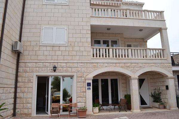 Apartement Brigitte auf Bain Kuk in Dubrovnik