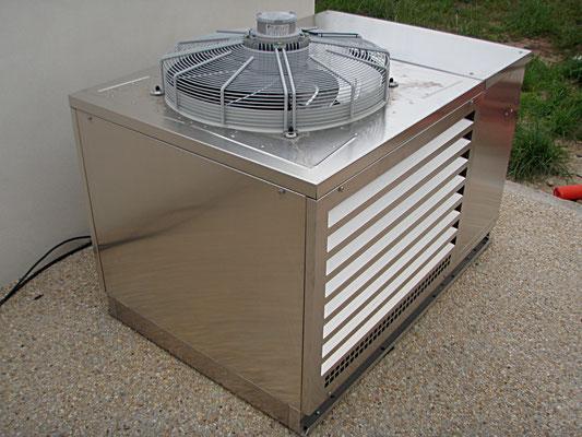 Pompe à chaleur aérothermie Amzair