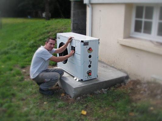 Entretien pompe à chaleur monobloc