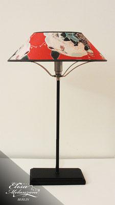 Design -china bug- Kollektion: TREASURY sapphirine - Tischlampe Unikat © ELISA MELANZANI BERLIN
