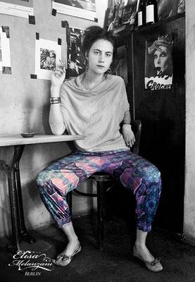 Design -dreamflowers- Kollektion: TREASURY topaz - Bloomers © ELISA MELANZANI BERLIN
