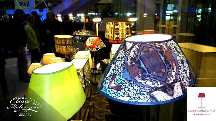 Kollektion: TREASURY  - Designerlampen © Lampenmanufaktur Astrid Hertz & ELISA MELANZANI BERLIN