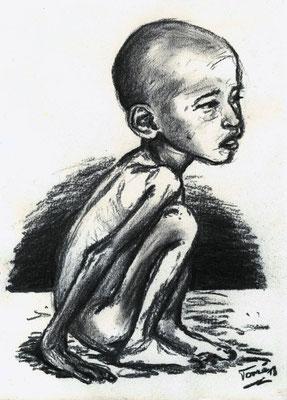 1317  P 1776  Hunger in Afrika, Kohle, Neusäß, 23.10.2013