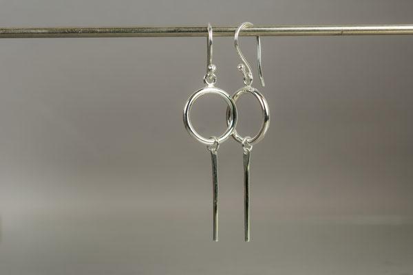 Ohrhänger aus 935/- Silber 168,- €