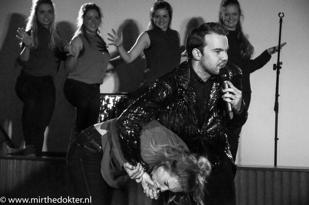 Niets te vrezen, 2016. Regie & Coaching: Kiki Jaski & Jan Groenteman