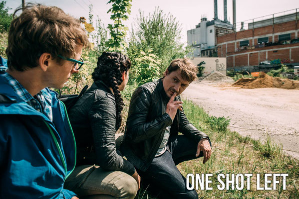 ONE SHOT LEFT (Actionfilm, Hauptrolle)