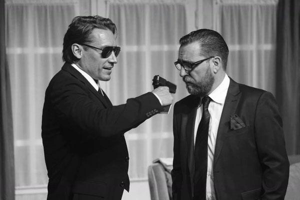 Mit der Mafia ist nicht zu spaßen - Theater