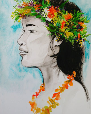 The Island girl