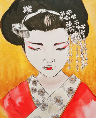Golden japan