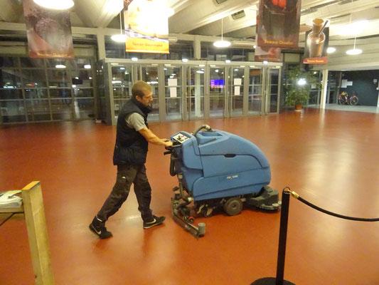 Ain Propreté Services : entretien de sols