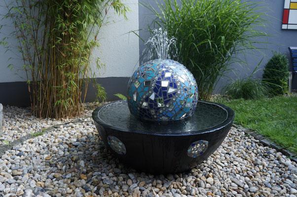 Brunnen von Martina Spitzlberger