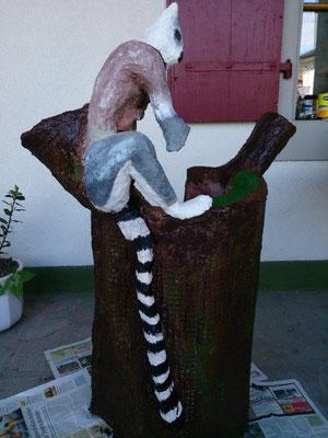 Der Katzenbrunnen von ...