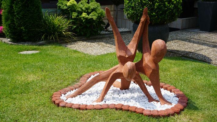Tanzende von Emil Gardias