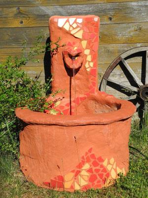 Brunnen von Heidi
