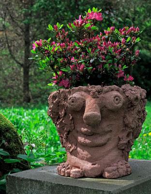 Blumenübertopf von G. Junglas