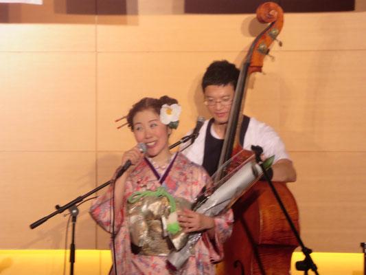 ✤´* 【御出演】*´✤♪♫♥  ღ∞♪ あらたに葉子様 with 東京カンソン楽団様*:☆・∴・∴・∴