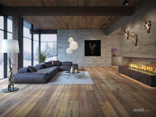 Hersteller MAFI © - Parkettboden/Bodendielen