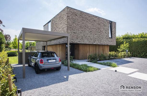 RENSON Carports & Terrassenüberdachungen