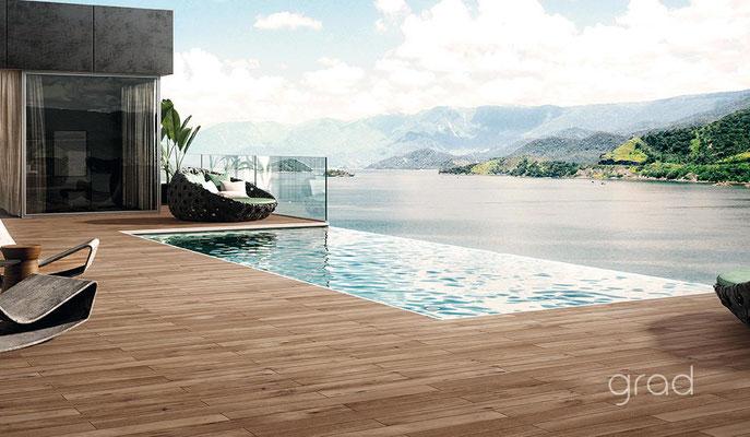 Hersteller GRAD © - Terrassenbeläge/Terrassendecks für Ihre Holzterrasse