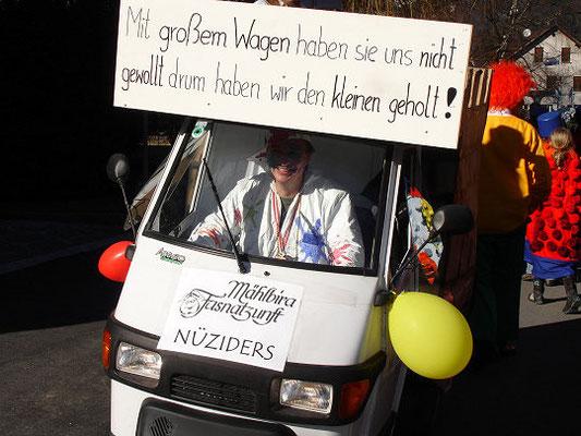 Umzug Bludenz 2008