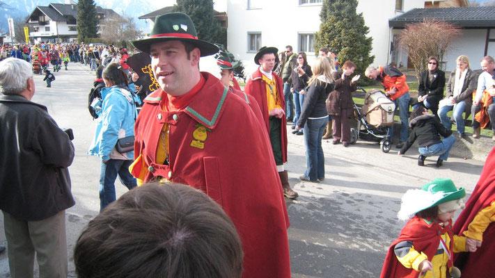 Umzug Ludesch 2007