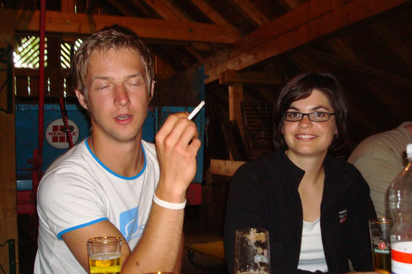 Thomas mit Sabine