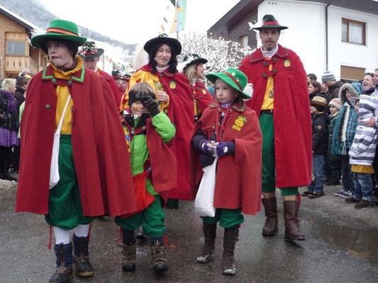 Umzug Rungelin 2010