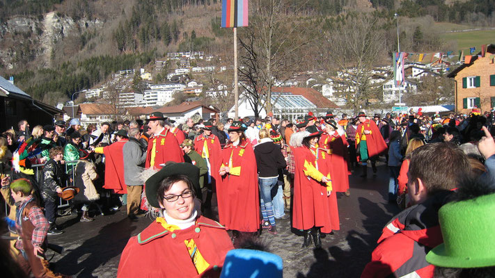 Umzug Rungelin 2007