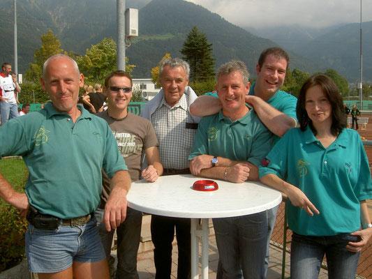 Teamfoto Dorfolympiade 2007